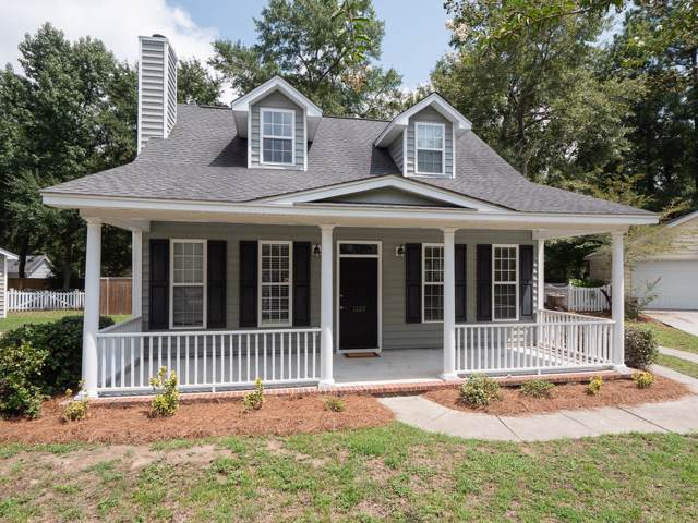 1227 Spotted Owl Drive, Mount Pleasant, SC 29466 (#19023668) :: The Cassina Group
