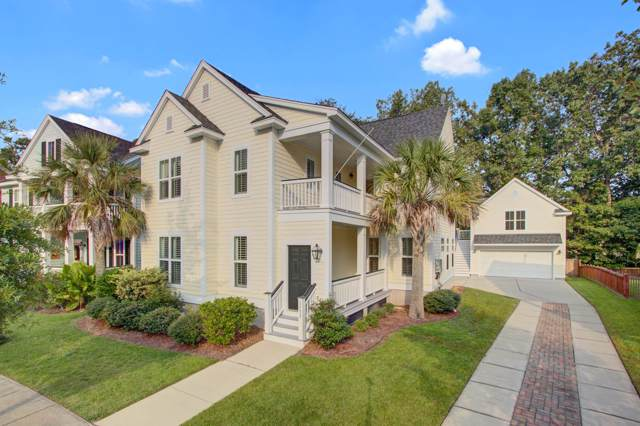 1753 Manassas Drive, Charleston, SC 29414 (#19023769) :: The Cassina Group