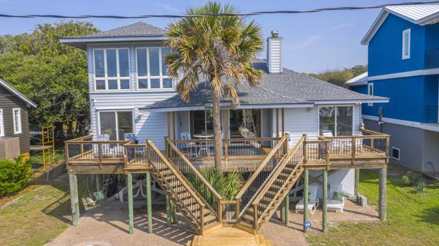 1214 E Arctic Ave Avenue, Folly Beach, SC 29439 (#19023813) :: The Cassina Group
