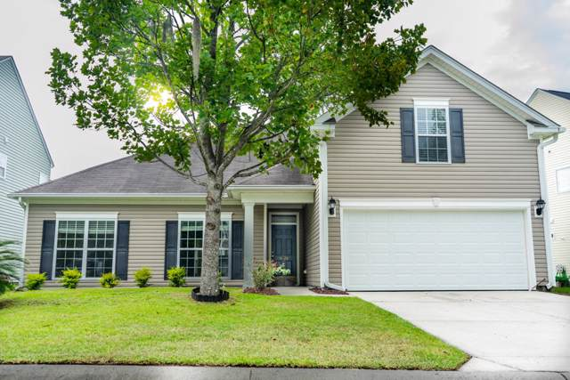 9628 Pebble Creek Boulevard, Summerville, SC 29485 (#19023815) :: The Cassina Group