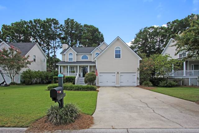 743 High Battery Circle, Mount Pleasant, SC 29464 (#19023865) :: The Cassina Group