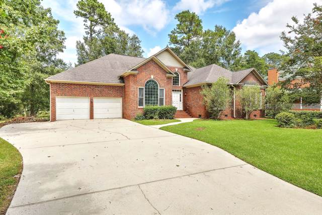 580 Barfield Drive, Summerville, SC 29485 (#19023910) :: The Cassina Group