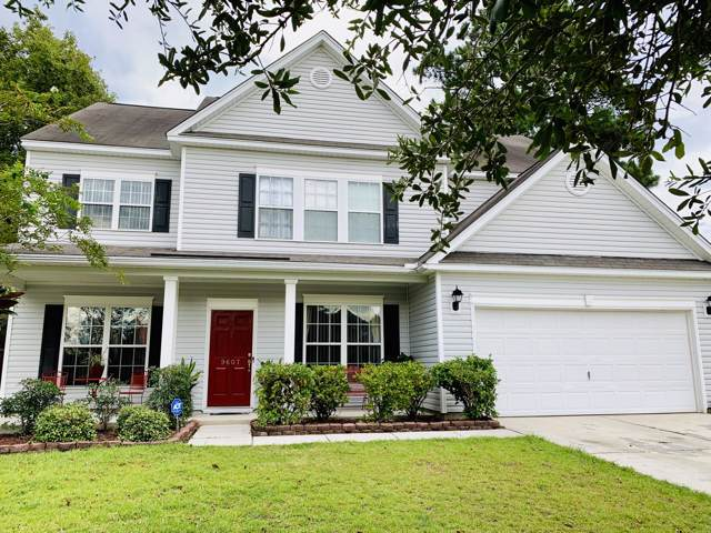 9607 River Ridge Drive, Summerville, SC 29485 (#19023940) :: The Cassina Group