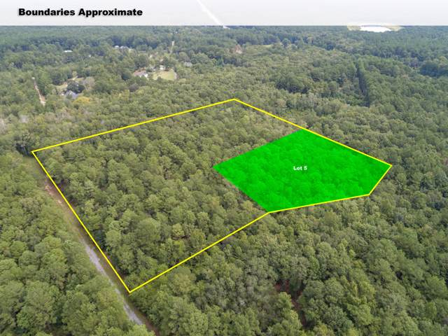 Lot 5 White Road, Awendaw, SC 29429 (#19023962) :: The Cassina Group