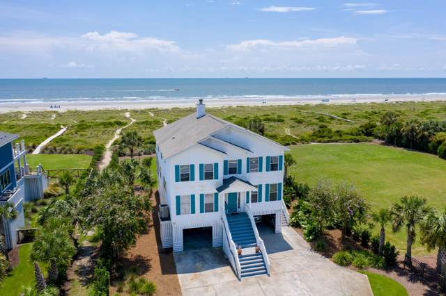 3808 Palm Boulevard, Isle Of Palms, SC 29451 (#19024103) :: The Cassina Group