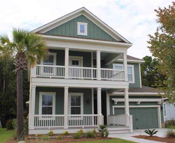 3640 Maidstone Drive, Mount Pleasant, SC 29466 (#19024143) :: The Cassina Group