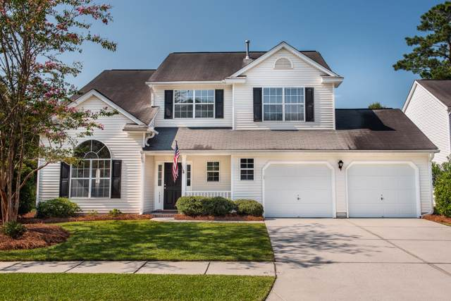 1432 Endicot Way, Mount Pleasant, SC 29466 (#19024217) :: The Cassina Group