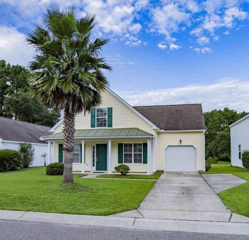 1138 Peninsula Cove Drive, Charleston, SC 29492 (#19024258) :: The Cassina Group