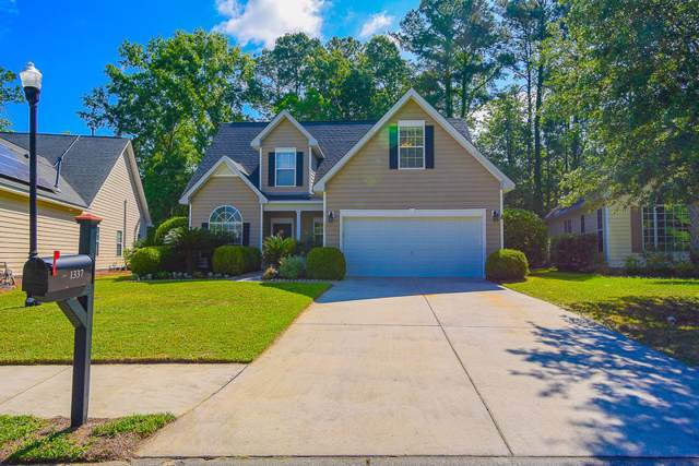 1337 Heidiho Way, Mount Pleasant, SC 29466 (#19024261) :: The Cassina Group