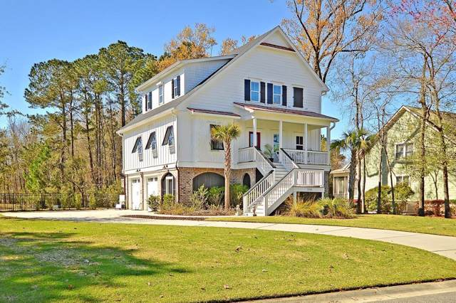 2705 Fountainhead Way, Mount Pleasant, SC 29466 (#19024284) :: The Cassina Group
