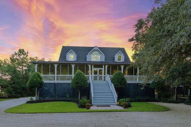 548 Romain Road, Mcclellanville, SC 29458 (#19024293) :: The Cassina Group