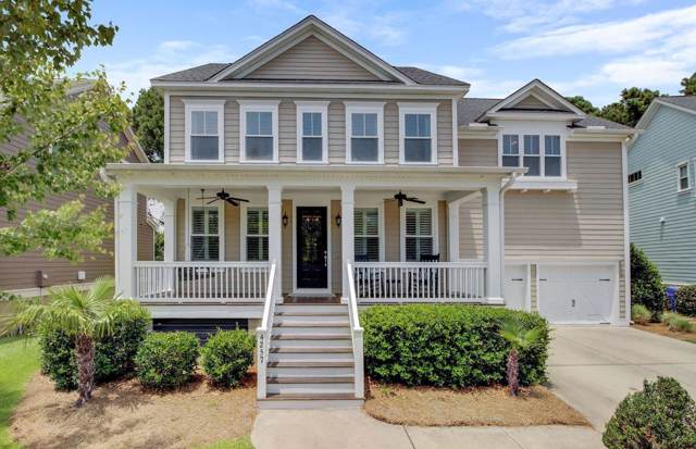 4257 Coolidge Street, Mount Pleasant, SC 29466 (#19024453) :: The Cassina Group