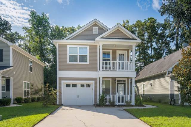 282 Chemistry Circle, Ladson, SC 29456 (#19024509) :: The Cassina Group
