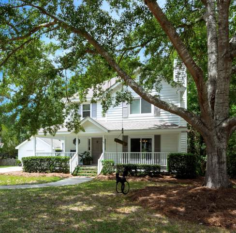 608 Oak Marsh Drive, Mount Pleasant, SC 29464 (#19024510) :: The Cassina Group