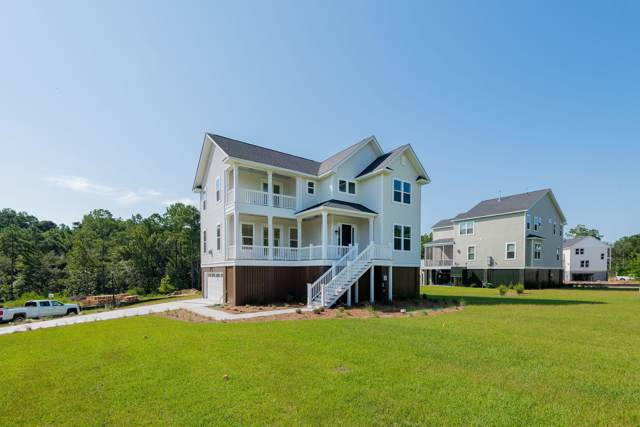 110 Martins Point Drive, Wando, SC 29492 (#19024525) :: The Cassina Group