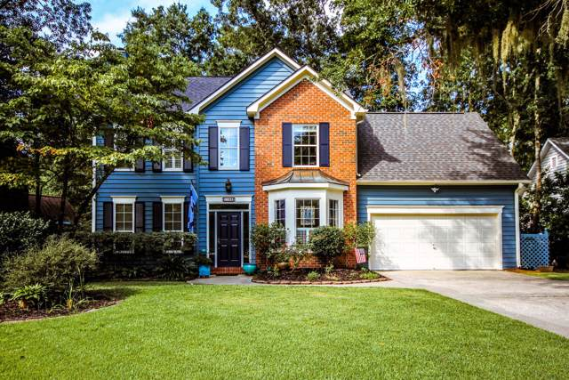 1153 Old Ivy Way, Mount Pleasant, SC 29466 (#19024889) :: The Cassina Group