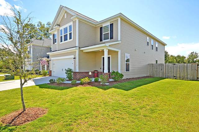 1312 Wild Goose Trail, Summerville, SC 29483 (#19024929) :: The Cassina Group
