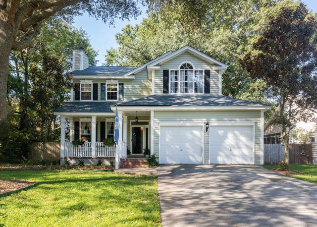 471 Planters Trace Drive, Charleston, SC 29412 (#19024962) :: The Cassina Group