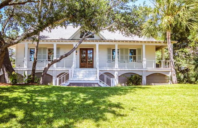 6821 Back Bay Drive, Isle Of Palms, SC 29451 (#19025012) :: The Cassina Group