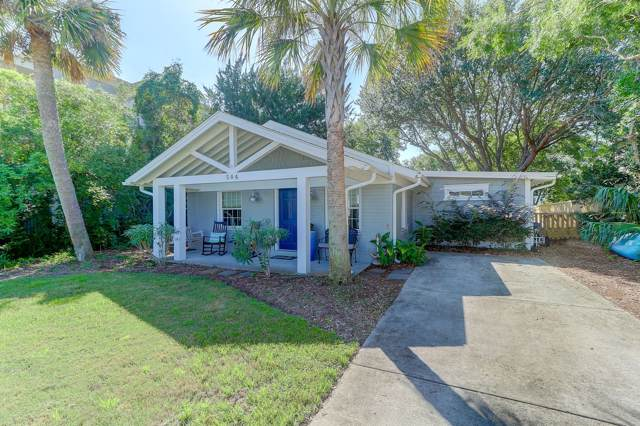 504 Carolina Boulevard, Isle Of Palms, SC 29451 (#19025127) :: The Cassina Group