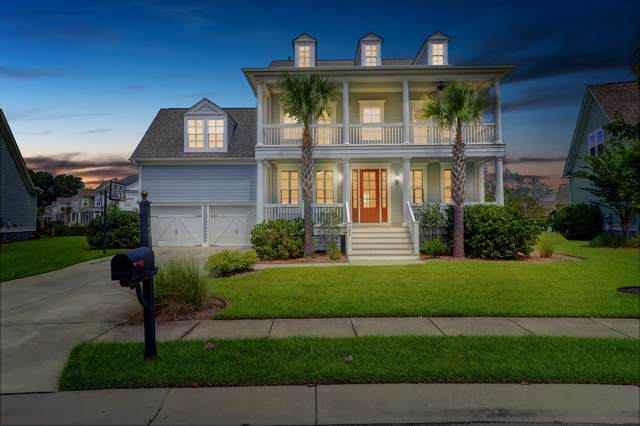 3224 Hatchway Drive, Mount Pleasant, SC 29466 (#19025258) :: The Cassina Group