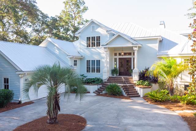 4 S Point Trail, Beaufort, SC 29907 (#19025275) :: The Cassina Group