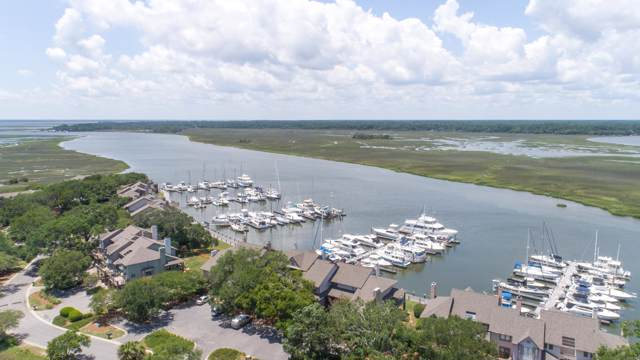 1880 Andell Bluff Boulevard Slip E 12, Seabrook Island, SC 29455 (#19025296) :: The Cassina Group