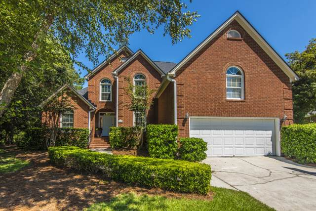 1203 Wynnwood Court, Mount Pleasant, SC 29466 (#19025329) :: The Cassina Group