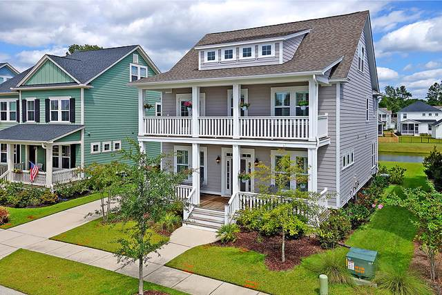 3664 Spindrift Drive, Mount Pleasant, SC 29466 (#19025381) :: The Cassina Group