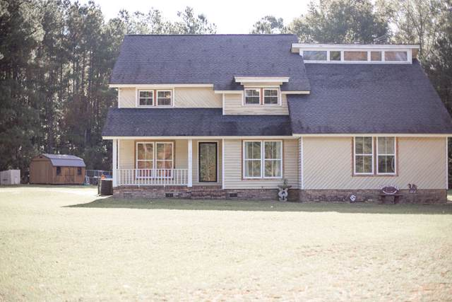 2102 Williams Road, Ruffin, SC 29475 (#19025388) :: The Cassina Group