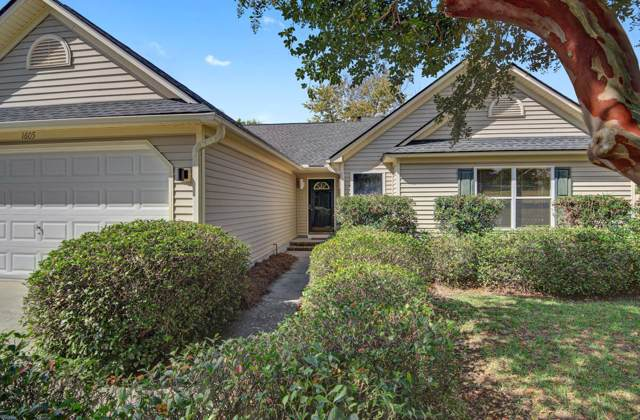 1605 Alric Court, Charleston, SC 29412 (#19025417) :: The Cassina Group