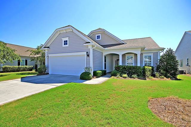 351 Oyster Bay Drive, Summerville, SC 29486 (#19025510) :: The Cassina Group