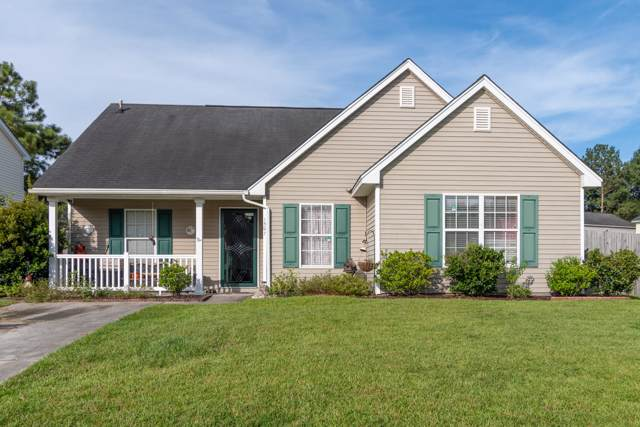 1507 Pinethicket Drive, Summerville, SC 29483 (#19025523) :: The Cassina Group