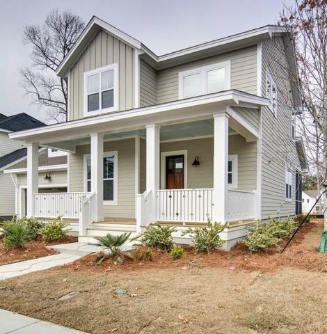 3543 Wilkes Way, Mount Pleasant, SC 29466 (#19025526) :: The Cassina Group