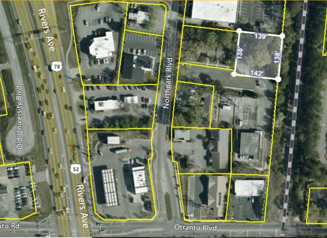 0 North Park Boulevard, North Charleston, SC 29406 (#19025671) :: The Cassina Group