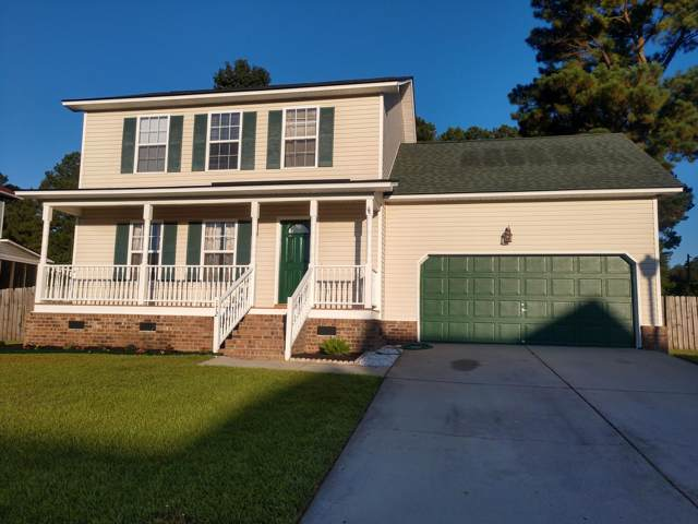 172 Red Cypress Drive, Goose Creek, SC 29445 (#19025834) :: The Cassina Group