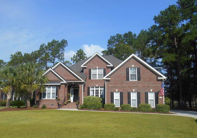 125 Pine Valley Drive, Summerville, SC 29483 (#19025883) :: The Cassina Group
