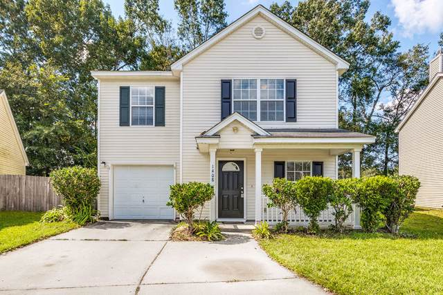 1408 Pinethicket Drive, Summerville, SC 29486 (#19025966) :: The Cassina Group