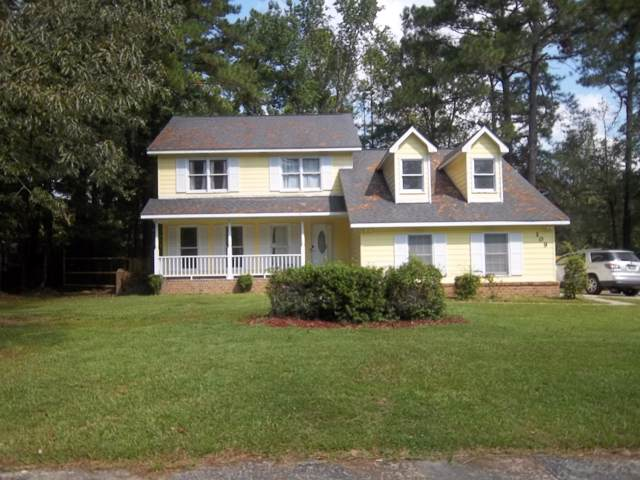 109 Durham Drive, Goose Creek, SC 29445 (#19026163) :: The Cassina Group