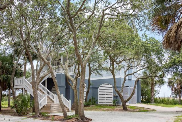 67 Lost Village Trail #5, Edisto Island, SC 29438 (#19026190) :: The Cassina Group