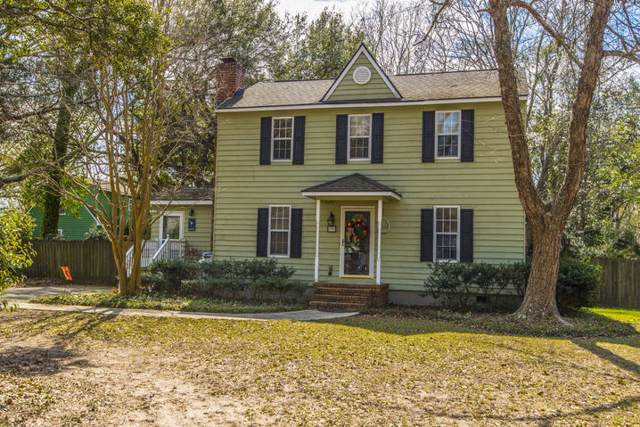 856 Springwood Circle, Mount Pleasant, SC 29464 (#19026249) :: The Cassina Group