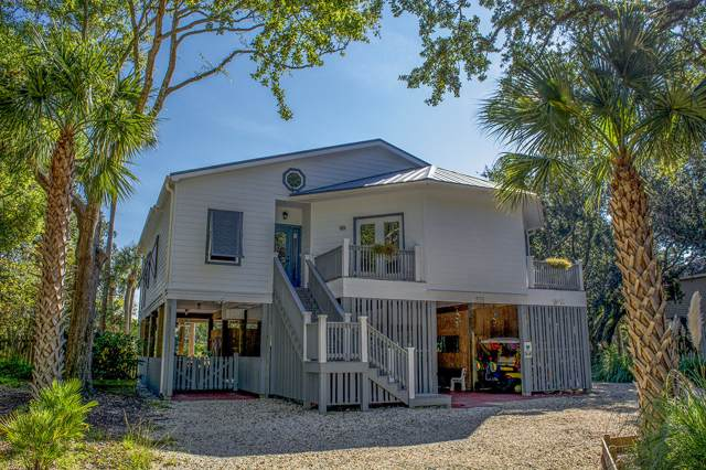521 Dolphin Street, Edisto Beach, SC 29438 (#19026253) :: The Cassina Group