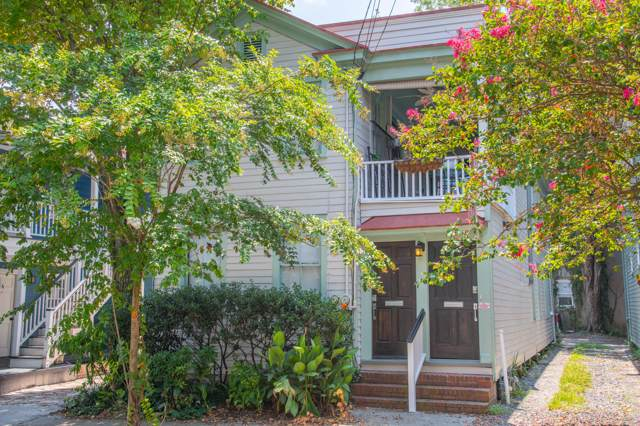 151 Line Street A & B, Charleston, SC 29403 (#19026291) :: The Cassina Group