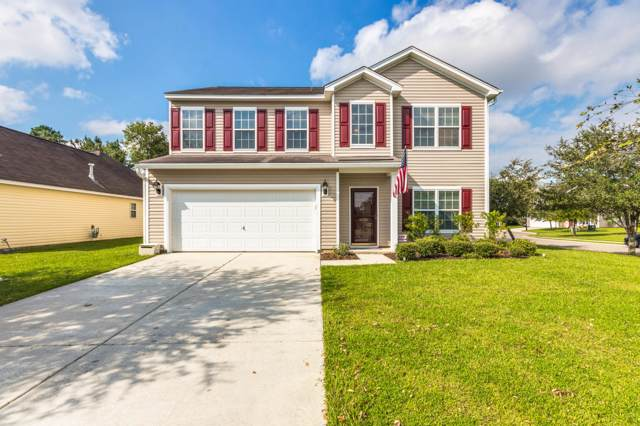 9658 S Carousel Circle, Summerville, SC 29485 (#19026378) :: The Cassina Group