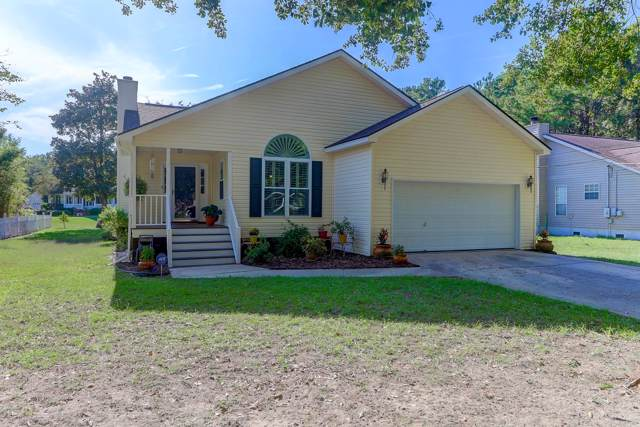 1205 Oceanview Road, Charleston, SC 29412 (#19026393) :: The Cassina Group