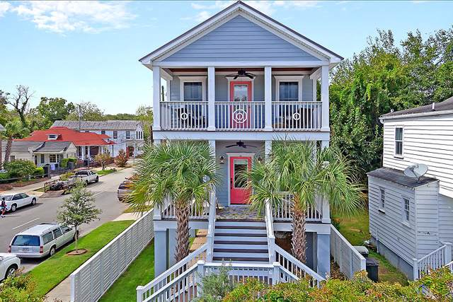 392 Sumter Street, Charleston, SC 29403 (#19026396) :: The Cassina Group