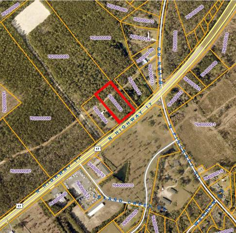 01 N Hwy 17, Mcclellanville, SC 29458 (#19026508) :: The Cassina Group