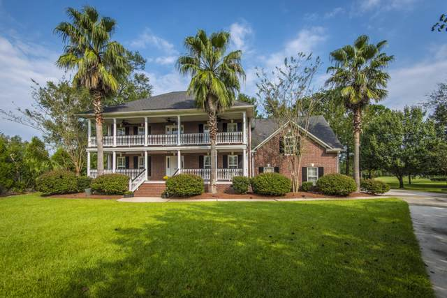 123 Thames Drive, Goose Creek, SC 29445 (#19026568) :: The Cassina Group