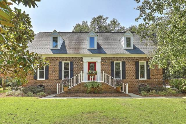 1437 Pine Island, Mount Pleasant, SC 29464 (#19026593) :: The Cassina Group