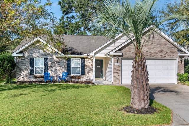 514 Rosings Drive, Summerville, SC 29483 (#19026712) :: The Cassina Group